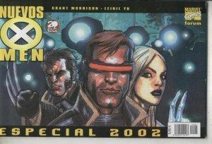X Men especial 2002