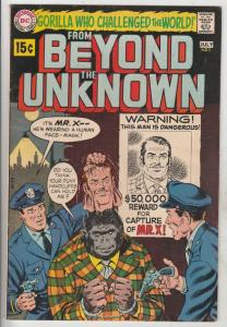 From Beyond the Unknown #5 (Jul-70) VF+ High-Grade