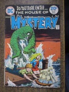 HOUSE OF MYSTERY 223 G- 3/1974 DC COMICS BOOK