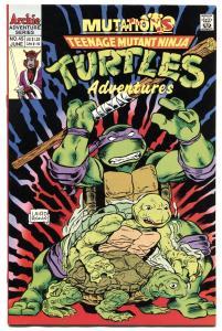 TEENAGE MUTANT NINJA TURTLES ADVENTURES #45-1992-later issue