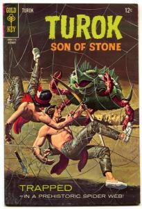Turok, Son Of Stone #59 1967- Gold Key FN