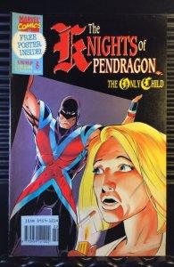 Knights of Pendragon (UK) #8 (1991)