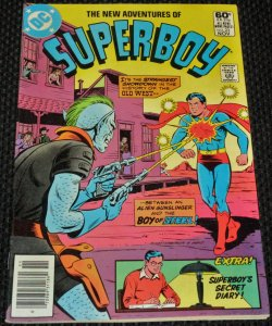 The New Adventures of Superboy #23 (1981)
