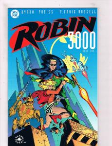 Robin 3000 Book # 2 VF/NM 1st Print DC Graphic Novel Comic Book Batman Joker JH2