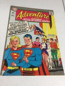 Adventure Comics 350 Vg- Very Good- 3.5 DC Comics