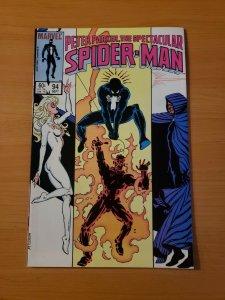 Spectacular Spider-Man #94 Direct Market Edition ~ NEAR MINT NM ~ 1984 Marvel