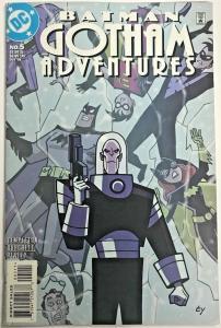 BATMAN GOTHAM ADVENTURES#5 FN/VF 1998 DC COMICS