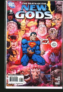 Death of the New Gods #8 (2008)