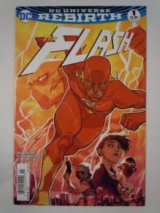 The Flash #1 (2016) Special Edition Variant