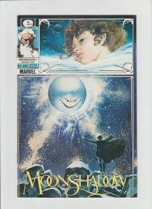Moonshadow #1 (1985) Jon Muth Art & Cover, Higher Grade!