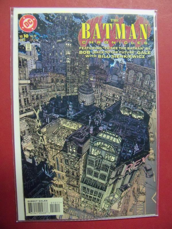 THE BATMAN CHRONICLES #10 Near Mint 9.4 Or Better DC COMICS