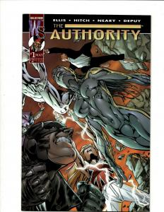 12 Authority Comic Books #1 2 3 4 5 6 7 8 9 10, Scorched #1, New Era #1 J344
