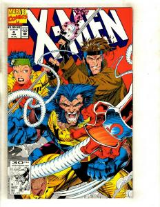 X-Men # 4 NM 1st Print Marvel Comic Book 1st Omega Red Appearance Key SM8
