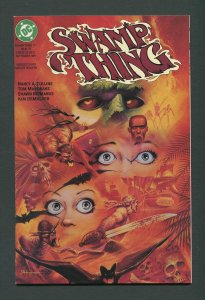 Swamp Thing #111  (2nd Series) 8.5 VFN+  September 1991