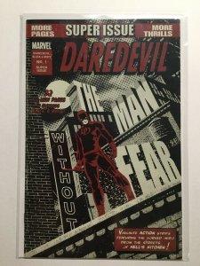 Dardevil Black And White 1 Near Mint Nm Marvel
