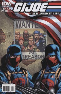 G.I. Joe, a Real American Hero #156A VF/NM; Marvel | save on shipping - details