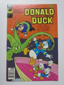 Donald Duck (Whitman 1978) #196 F-VF Disney Comics Book