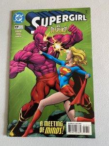 Supergirl #17 (1998) E1