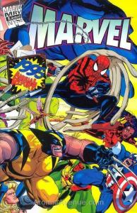 Marvel Annual Report #1995A VF/NM; Marvel   save on shipping - details inside