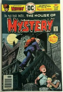 HOUSE OF MYSTERY#242 VG/FN 1976 DC BRONZE AGE COMICS