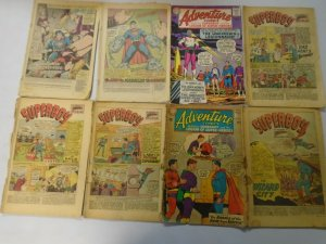 Silver + Bronze age Superboy reader comic lot 48 different issues