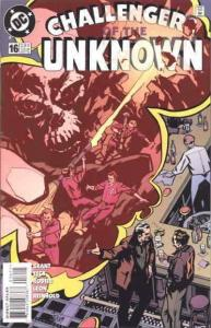 Challengers of the Unknown (2nd Series) #16 VF; DC | save on shipping - details