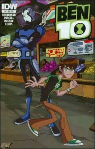 Ben 10 #1 (Sub) VF/NM; IDW   save on shipping - details inside