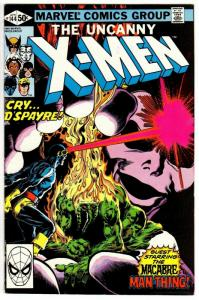 X MEN 144 FINE PLUS April 1981