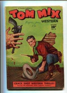 Tom Mix Western 10 VG-
