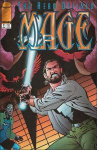 Image MAGE: THE HERO DEFINED #2 VF
