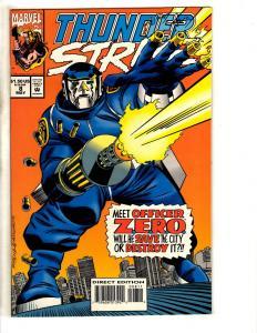 Lot Of 8 Thunder Strike Marvel Comic Books # 8 9 10 11 12 13 14 15 Thor CR52