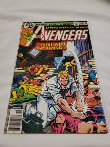 Avengers 177 Very Fine/Near Mint Cover by Dave Cockrum and Terry Austin