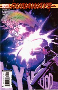 Runaways(vol. 2)# 8  The Super Skrull !