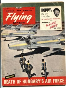 Royal Air Force Flying Review May 1957- Hungary's Air Force