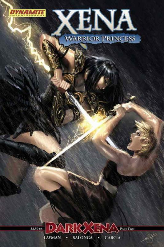 Xena (Vol. 2) #2A VF/NM; Dynamite | save on shipping - details inside