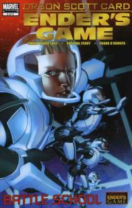 Ender's Game: Battle School #2 VF/NM; Marvel | save on shipping - details inside