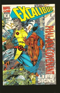 Marvel Comics Excalibur Vol 1 No 82 October 1994