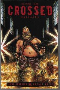 Crossed: Badlands #38 (Avatar Press, 2013) VARIANT