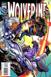 Wolverine (1988 series) #96, NM (Stock photo)