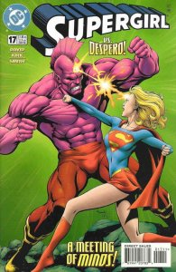 Supergirl (3rd Series) #17 VF/NM; DC | save on shipping - details inside