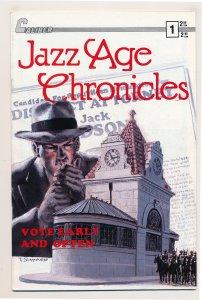 Jazz Age Chronicles (1990 Caliber) #1 VF