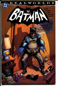 Realworlds: Batman-Christopher Golden-TPB-trade