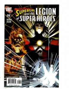 Supergirl and the Legion of Super-Heroes #33 (2007) OF25