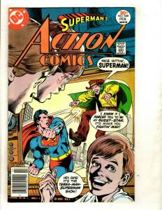 Action Comics # 468 VF/NM DC Comic Book Batman Superman Flash Wonder Woman GK5