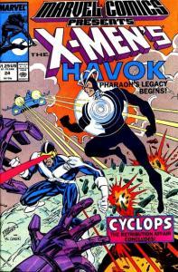 Marvel Comics Presents (1988 series) #24, VF+ (Stock photo)