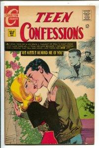 Teen Confessions #49 1968-Charlton-romance issue-George Tuska art-swimsuit pa...