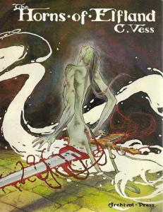 Horns of Elfland, The #1 VF/NM; Archive | save on shipping - details inside