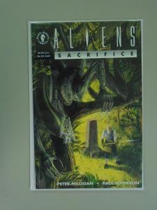 Aliens Sacrifice (1993) #1, 8.0/VF (1993)