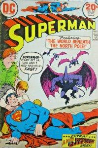 Superman #267 DC Comic Bronze Age 1973 FN