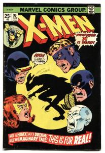 X-MEN #90 1974-MARVEL COMICS-STAN LEE ROY THOMAS VF-